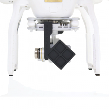 PolarPro DJI Phantom 3 Lens Cover/Gimbal Lock