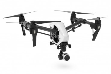 Inspire1 Part 77 Aircraft(Excludes Remote Controller, Camera, Battery and Battery Charger)(NA&EU, V2.0/PRO)