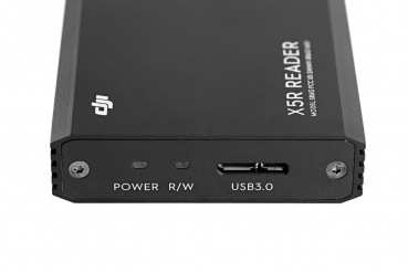 DJI X5R Part 3 SSD Cart Reader