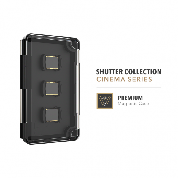 PolarPro DJI Osmo Pocket Cinema Series - Shutter Collection 3er Filter