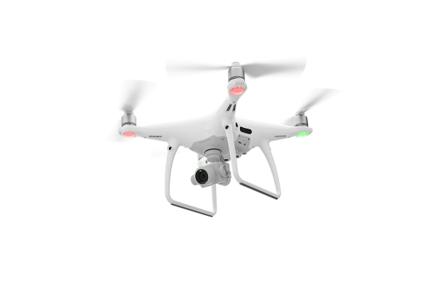 DJI P4 Pro - Aircraft (Excludes Remote Controller and Battery Charger) Part70