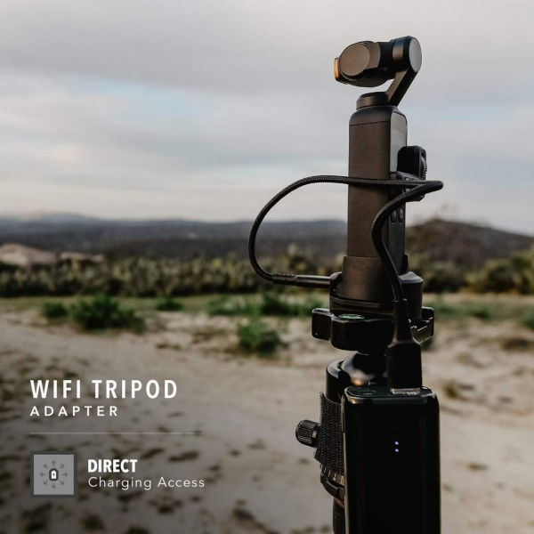 PolarPro WiFi Tripod Adapter für Osmo Pocket