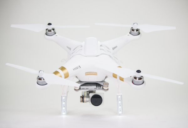 Polarpro DJI Phantom 3/4 lights
